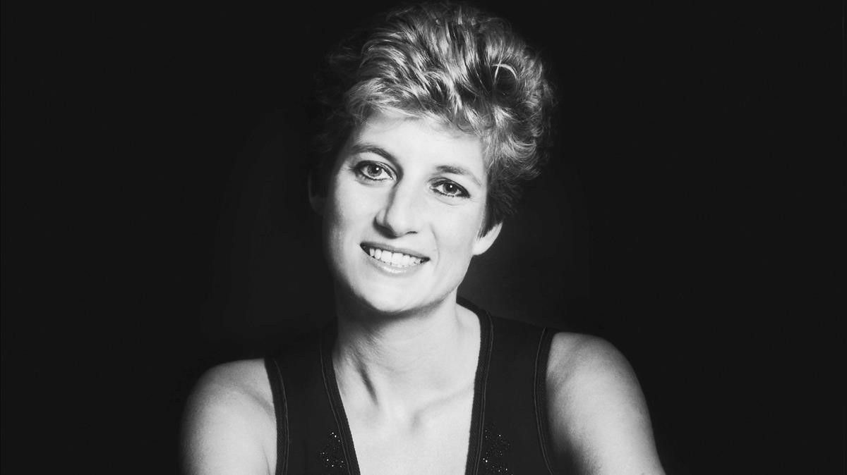 La princesa Diana de Gales ysu inconfundible sonrisa.