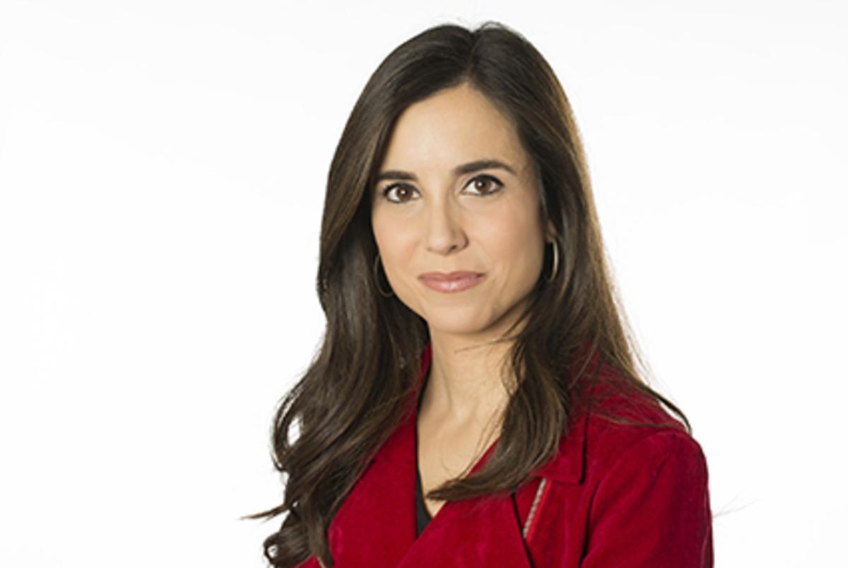 La periodista Laura Rosel, nueva presentadora de 'Preguntes freqüents' (TV-3).