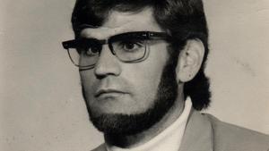 Cipriano Martos, en 1971