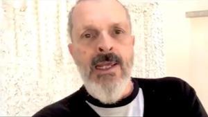 Preocupació per l'estat de salut de Miguel Bosé