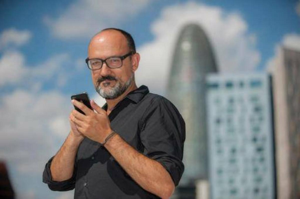 Ricard Castellet sociólogo y especialista en el mundo digital comunicativo