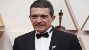 Antonio Banderas en los Premios Oscar.