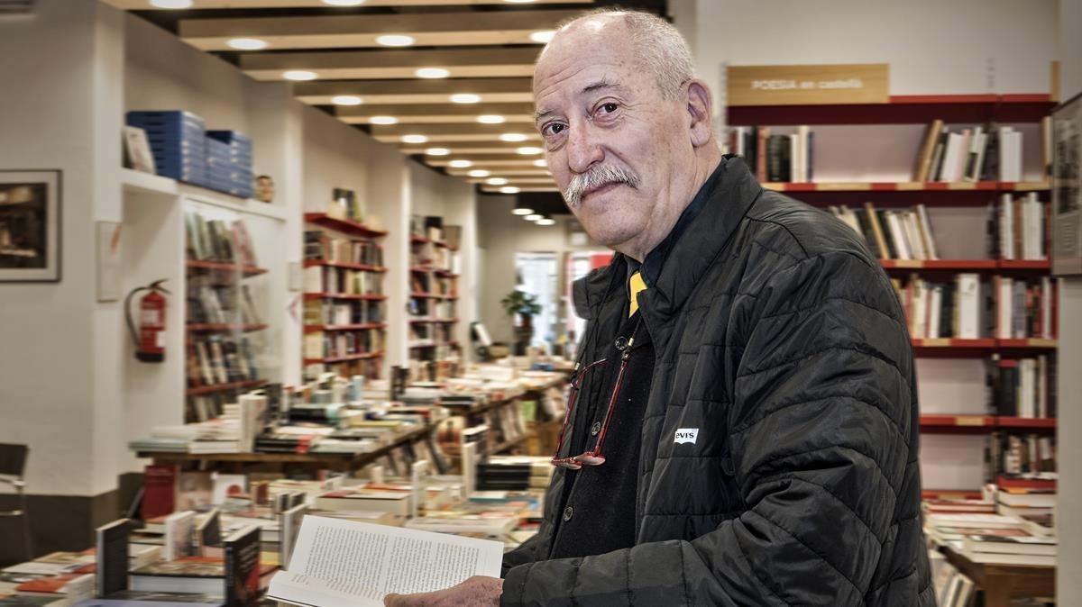Andreu Martín, un bon paio fascinat pel mal