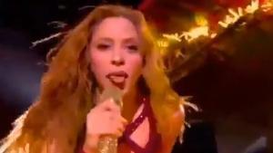 El moment llengua de Shakira és un cant als seus orígens libanesos