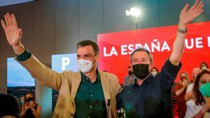 Sánchez es compromet que el 50% dels espanyols tinguin la pauta completa la setmana que ve