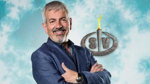 Carlos Sobera volverá a formar parte del equipo de presentadores de 'Supervivientes'