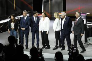 Debat de les eleccions municipals a Barcelona   Directe