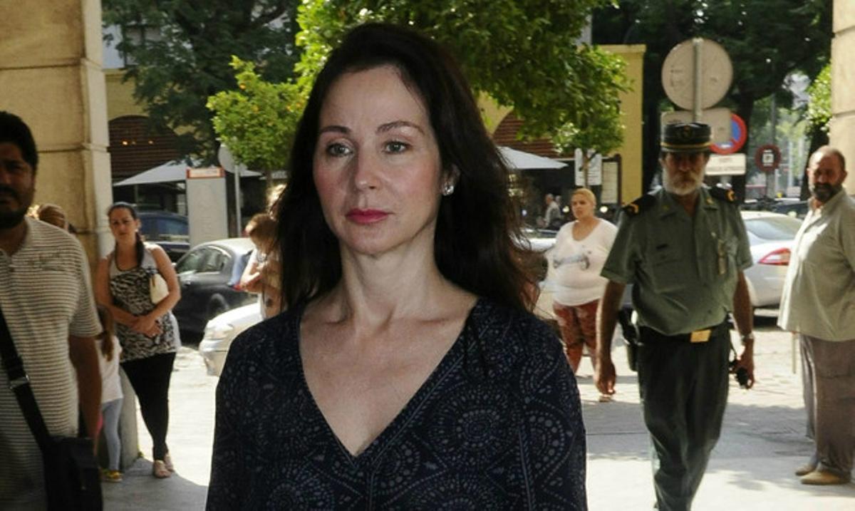 La jueza del caso de los ERE, Mercedes Alaya.