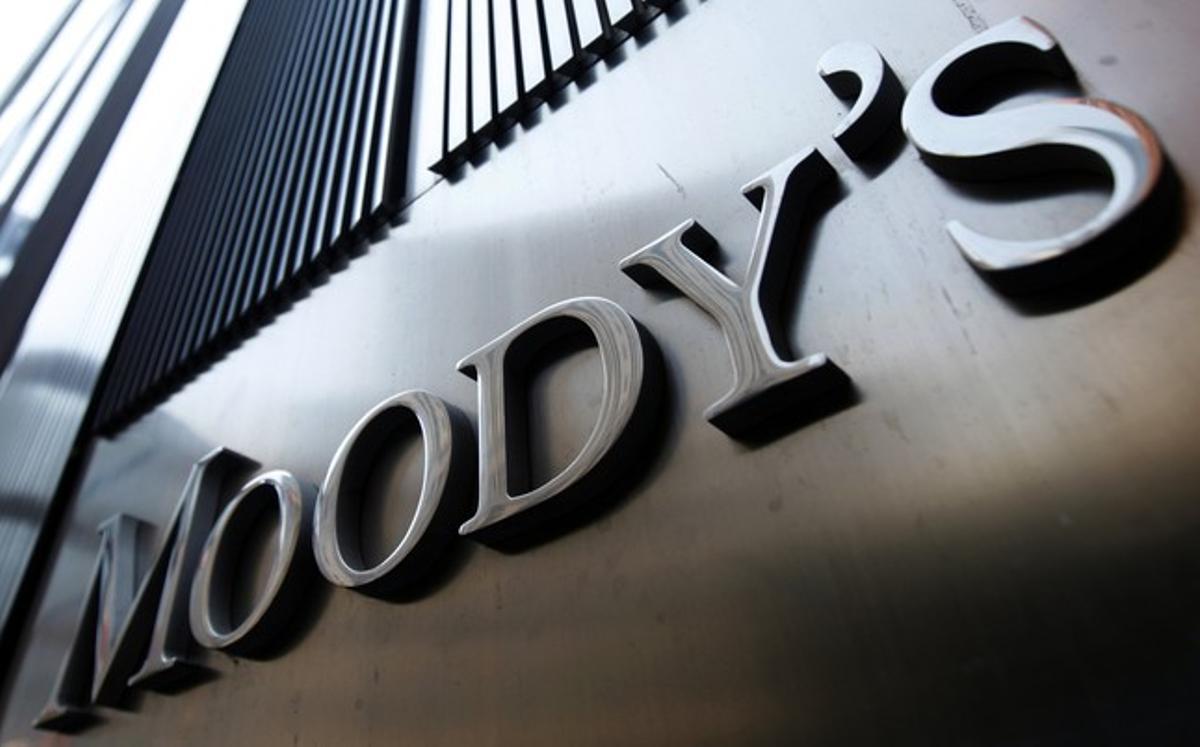 Imagen de la sede de la agencia Moody's en el World Trade Center de Nueva York.