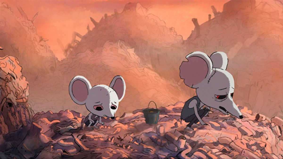 Tráiler de 'Psiconautas, los niños olvidados'. (2015)