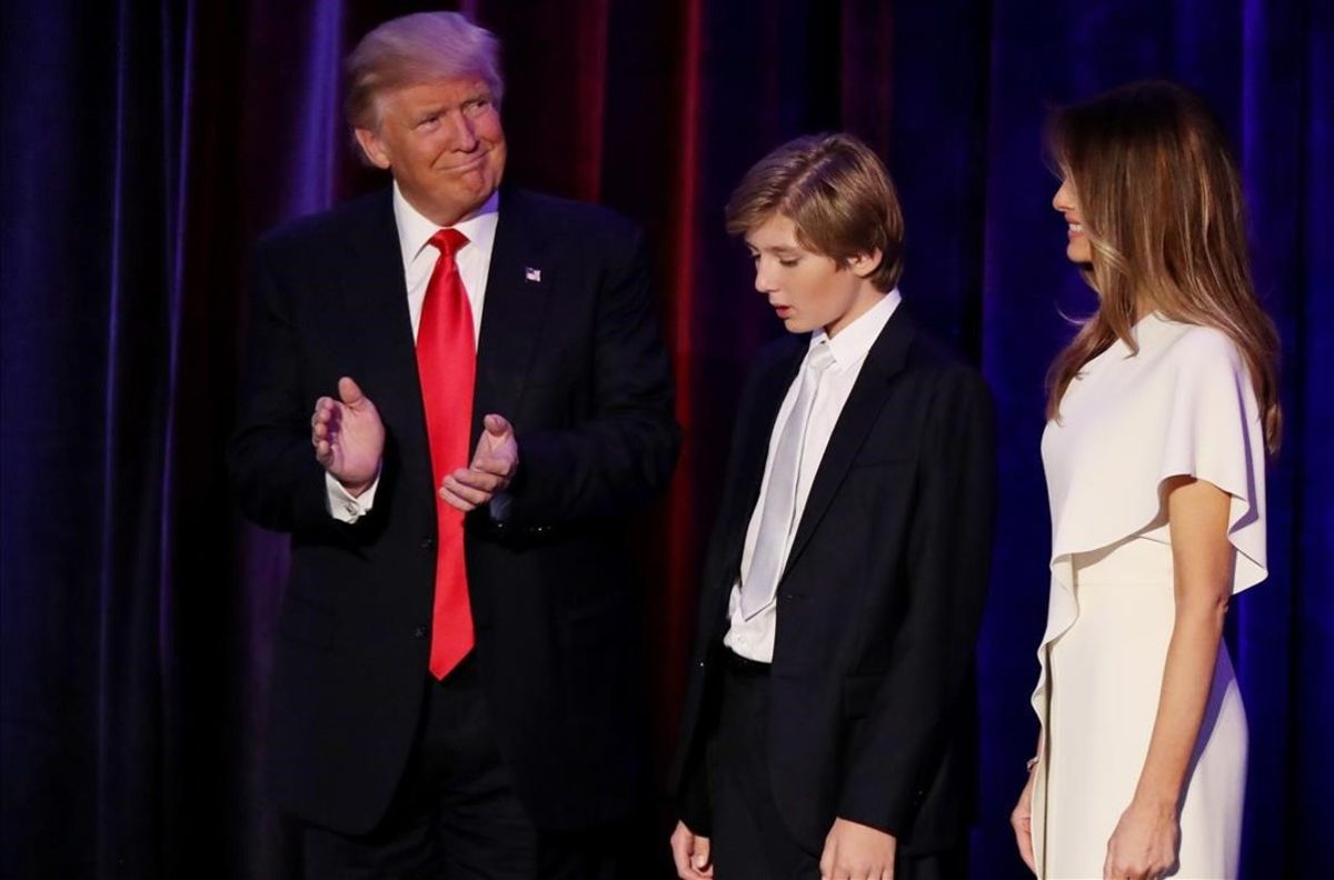 Trump conquista la Casa Blanca