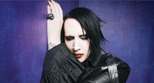 Marilyn Manson en una imagen de archivo.