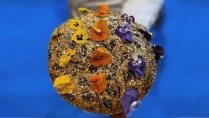 El pan más caro del mundo: cuesta 10.750 euros y lleva oro y plata.