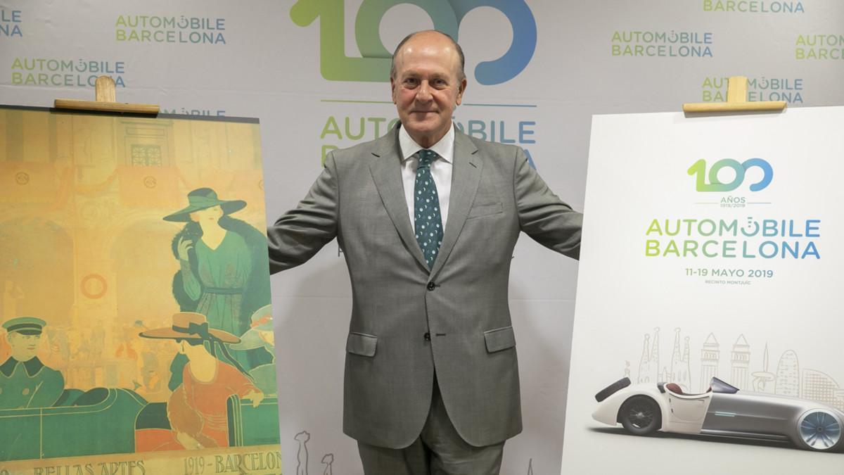 """Enrique Lacalle: """"El problema no és el dièsel, sinó els cotxes més antics"""""""