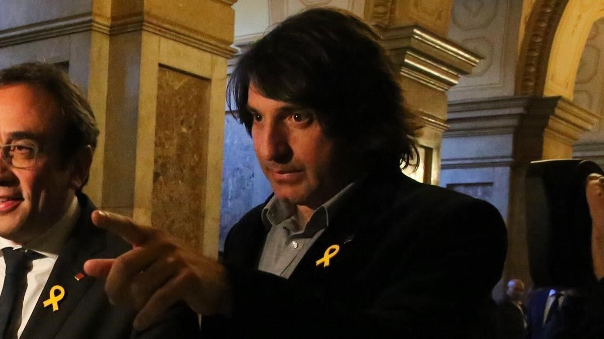 El TSJC rebutja per ara investigar el diputat Dalmases per lucrar-se de subvencions