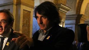 El jutge inicia els tràmits perquè s'investigui Dalmases per desviació de fons