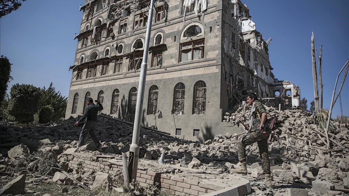 La coalició dirigida per Riad autoritza l'evacuació dels rebels iemenites