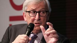 El presidente de la Comisión Europea, Jean-Claude Juncker, el pasado junio.