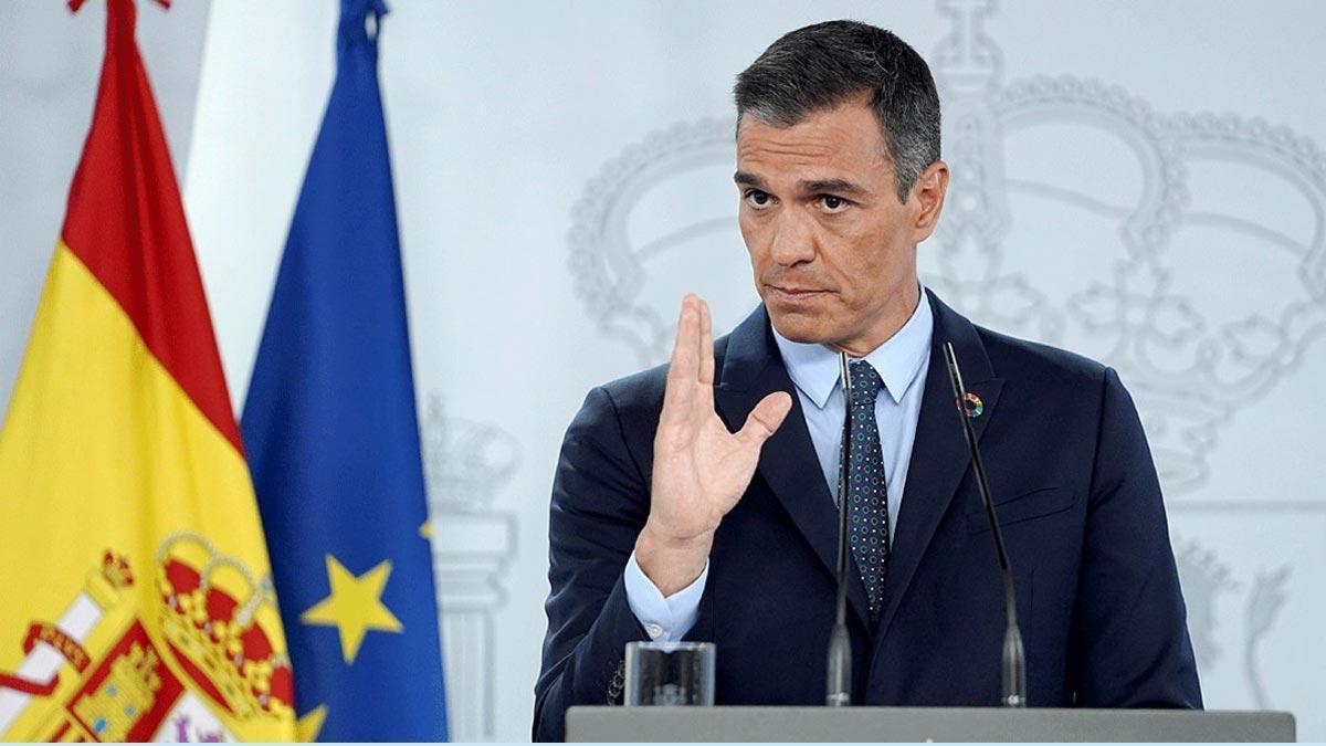 Pedro Sánchez alerta de que la situación es grave y pide reducir la movilidad. En la foto, el presidente del Gobierno en una comparecencia el pasado mes de agosto.