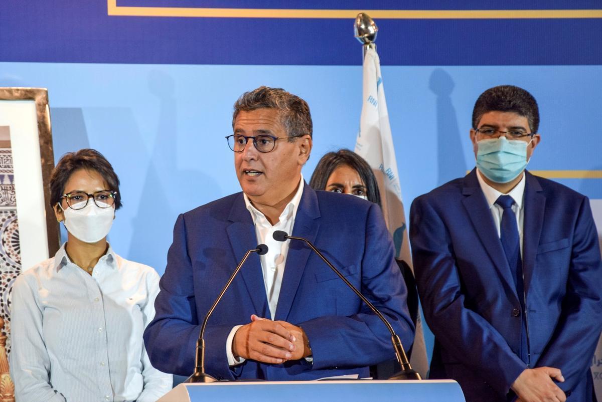 El rei Mohamed VI encarrega la formació del govern al liberal Aziz Ajanuch