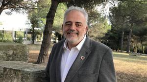 El catedràtic d'Enginyeria Química Javier Lafuente, nou rector de la UAB