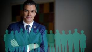 Pedro Sánchez anuncia un amplio cambio de Gobierno.