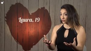 """La visión del amor de Laura atrapa a su cita en 'First Dates': """"Estoy en una relación asexual liberal"""""""