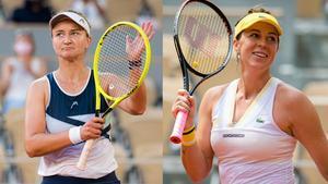 Final sense glamur a Roland Garros