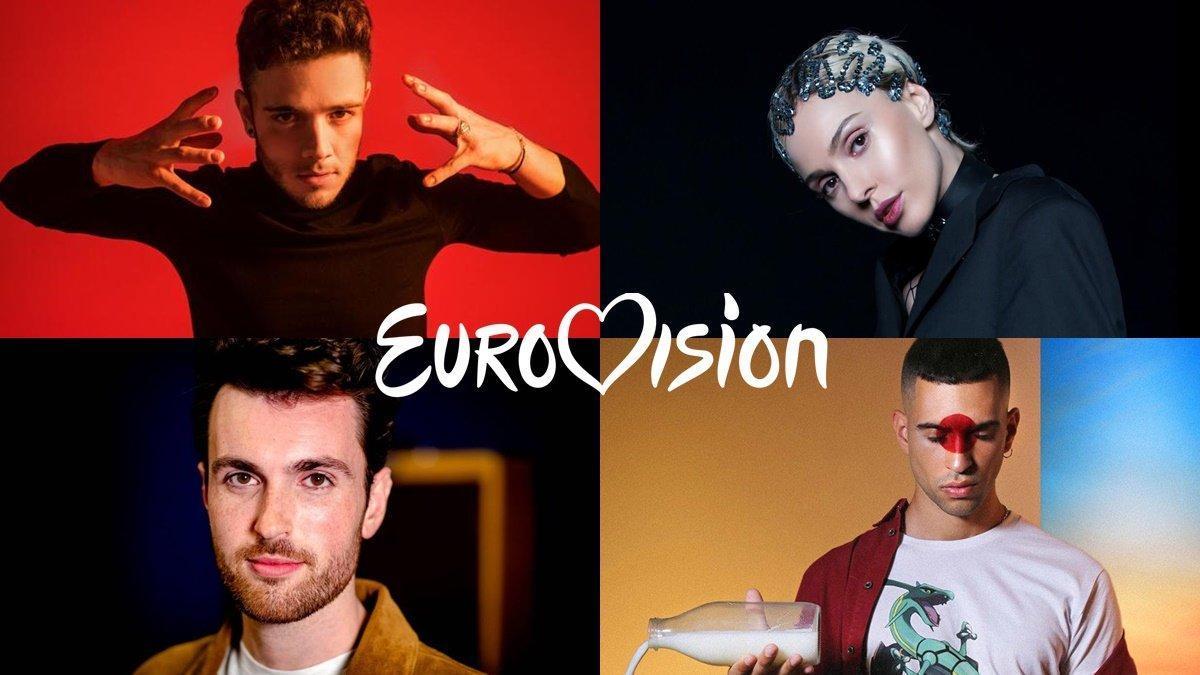 Los diez países con más posibilidades (a priori) en Eurovisión 2019