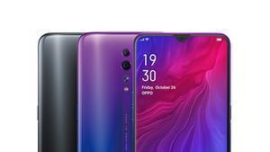 Així és l''smartphone' model Reno Z d'Oppo