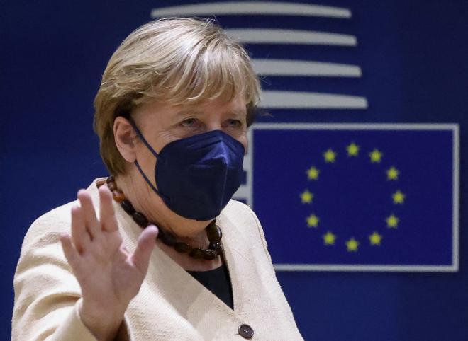 Merkel asiste (probablemente) a su última reunión del Consejo Europeo