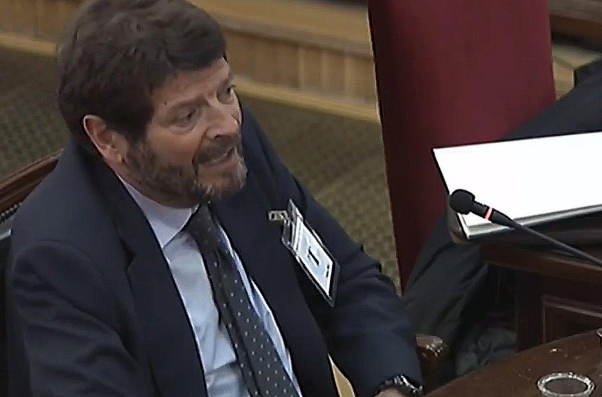 Albert Batlle declara en el Tribunal Supremo.
