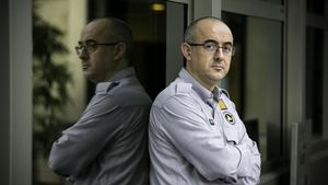 BARCELONA 15 12 2020  Sergio Delgado Molina  Subdirector de Programas en Proteccion Civil  Generalitat de Catalunya   Fotografia de JOAN CORTADELLAS