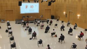 La escuela actúa como centro examinador para los exámenes DELE