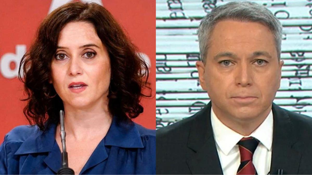 Ayuso da un portazo a Telemadrid y busca un debate moderado por Vicente Vallés