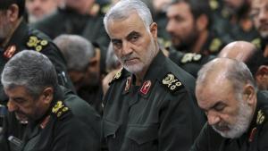 El comandante iraní Qasim Soleimani, en una imagen de archivo.