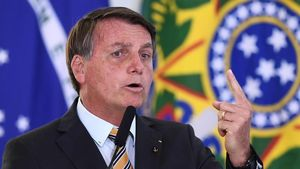 Jair Bolsonaroconsidera a los comicios municipales como una prueba de sus deseos de ser reelecto en 2022