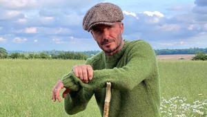 David Beckham venderá su propia miel orgánica.