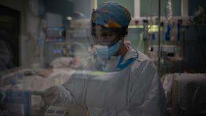 Continuen augmentant les persones ingressades per Covid-19 a l'Hospital de Mollet