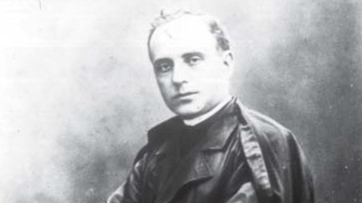 Norbert Font Sagué, pionero de la espeleología catalana.