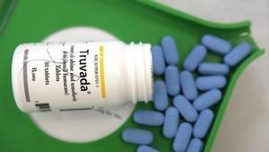 Truvada, la pastilla anti-VIH que financia el Ministerio de Sanidad.