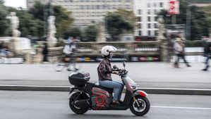 Seat Mó e-Scooter 125, ideal para la ciudad