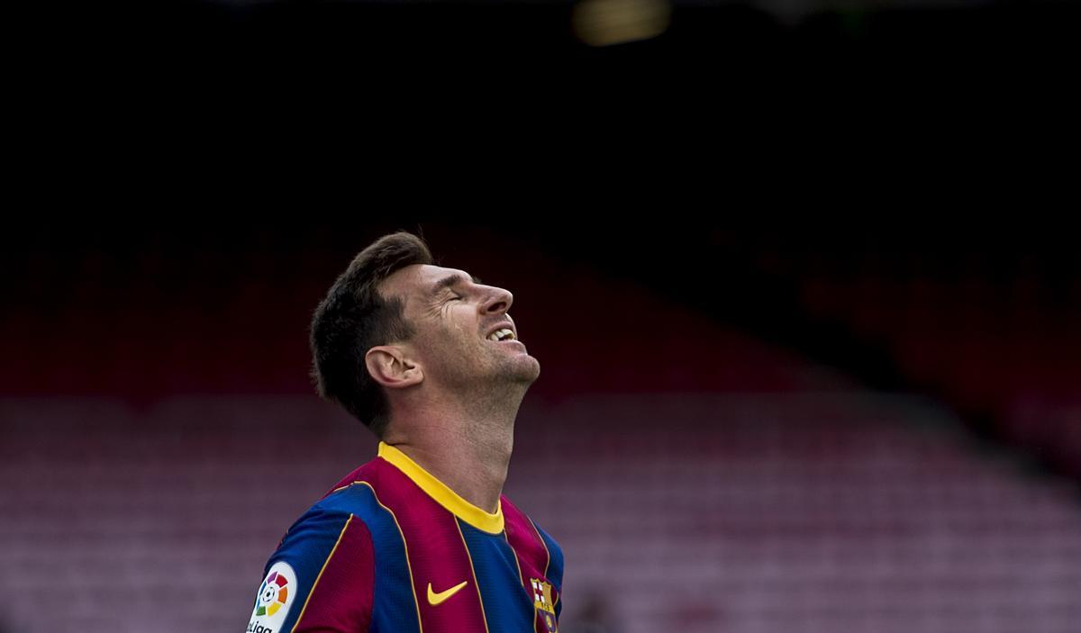 Messi vuela a Argentina para concentrarse con la selección
