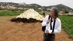 Perejaume reivindica el valor de l'oblit en una mostra que intervé sobre espais naturals del Maresme