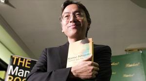 Kazuo Ishiguro, Premio Nobel de Literatura 2017.