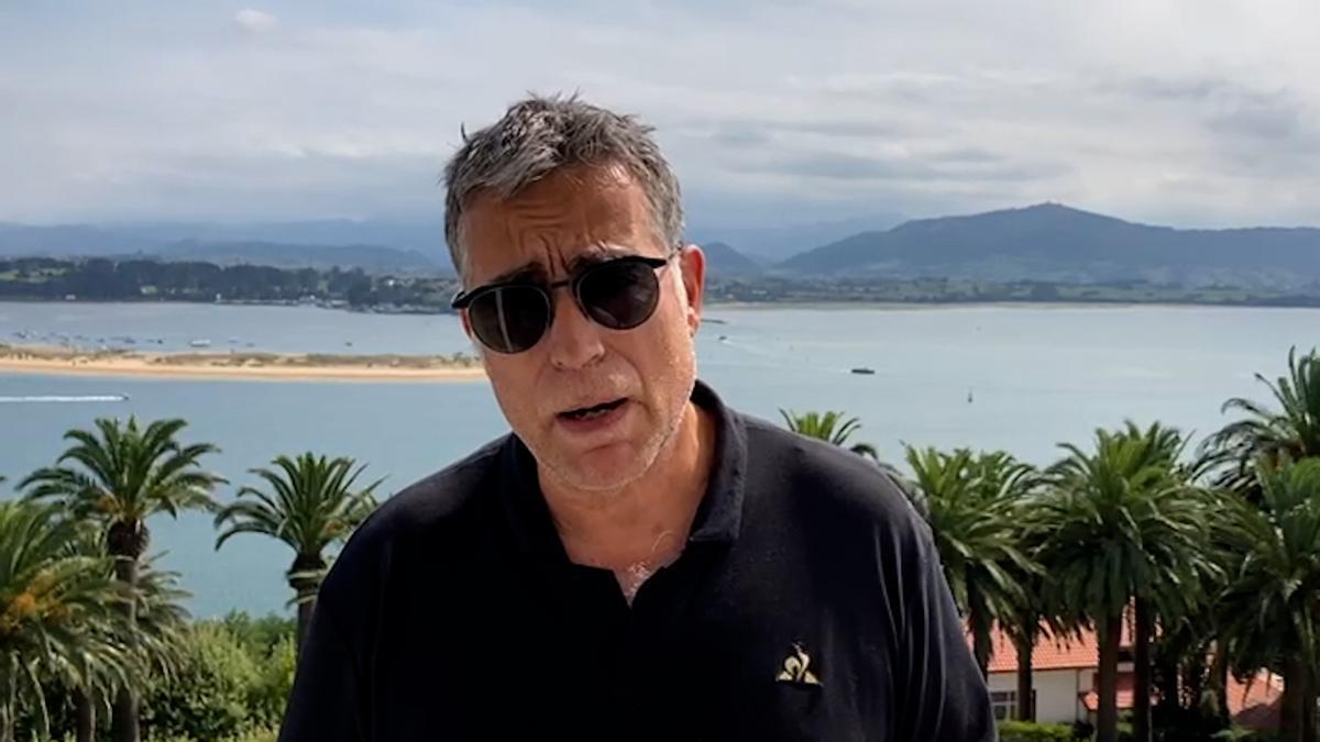 Sergi Lopez-Egea repasa la actualidad de la Vuelta
