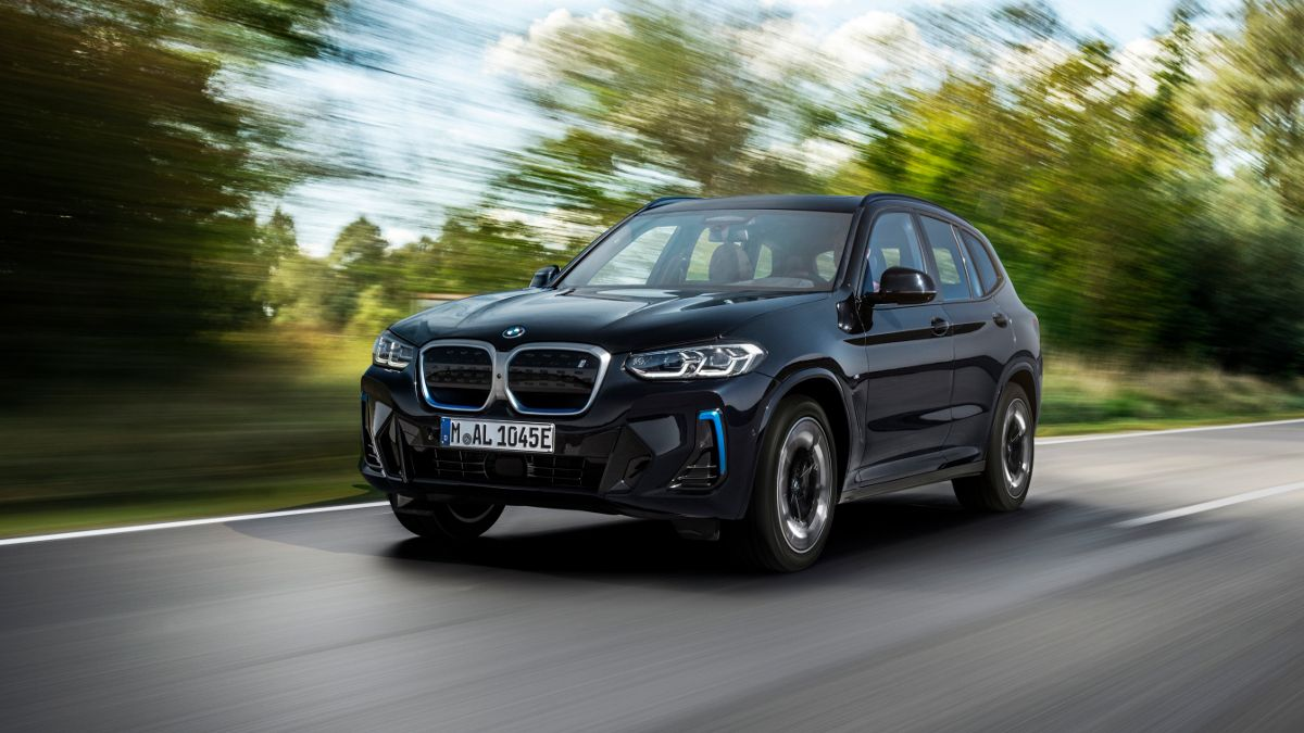El nuevo BMW iX3 ya tiene precio para España