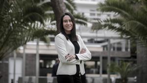 Naomi Riu: «No ens cauen els anells per vendre hotels»