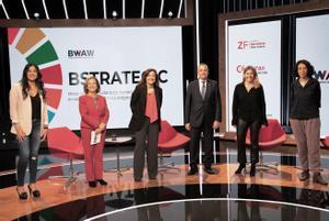 Participantes la edición BWAW de este año 2021.