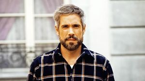 El actor Unax Ugalde, intérprete de 'Amar es para siempre' y 'La valla', ambas en Antena 3.